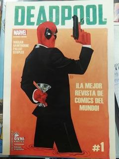 Deadpool Grapas - Gerry Duggan - Ovni Press Tomos Varios C/u