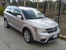 Dodge Journey 3.5 Sxt 7 Pasj Premium R-19 At 2011