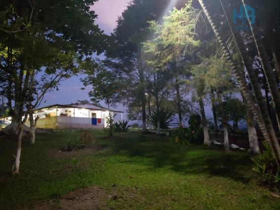Chácara Residencial À Venda, Centro, Pedro De Toledo. - Ch0002