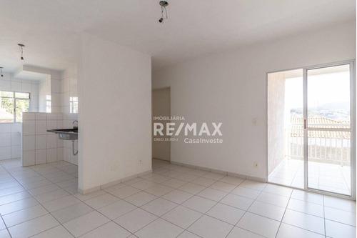 Imagem 1 de 21 de Apartamento Com 2 Quartos À Venda, 64 M² Por R$ 235.000 - Cotia - Cotia/sp - Ap0618