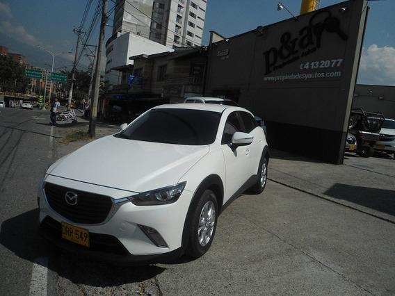 Mazda Cx3 2.000cc 2017