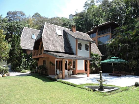 Casa Com 4 Dormitórios À Venda, 590 M² Por R$ 1.980.000 - Altos De São Fernando - Jandira/sp - Ca0263