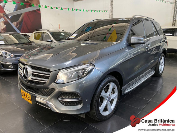 Mercedes Benz Gle250 D 4 Matic Plus Automático 4x4 Gasolina