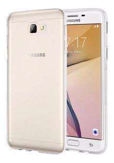 Capa Transparente Tpu Para Samsung J7 Prime Capinha