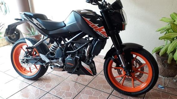 Moto Ktm Duke 200cc 2018