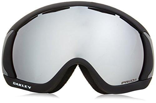 edd304a2cd Gafas Para Hombre Oakley Canopy Ski Goggles, Matte Black/pr - $ 497.900 en Mercado  Libre