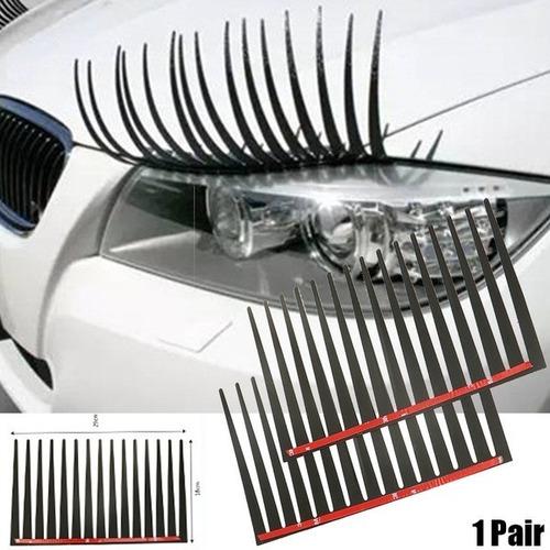 Pestañas Auto Pestaña Para Faros Pestañas Optica Auto,suv