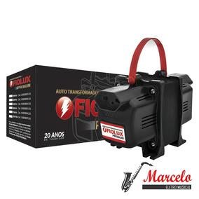 Auto Transformador Fiolux 500va - 110v Para 220v