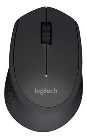 Mouse Logitech M280 S/fio Rc Nano Preto