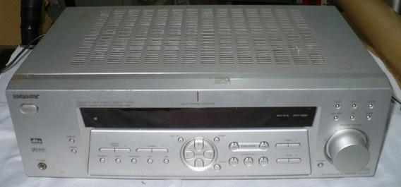 Receiver Sony Str-de475 Com Defeito. Leia.