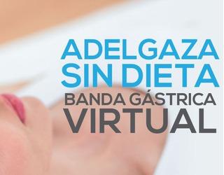Banda Gástrica Virtual + Dieta Y Auto-hipnosis Incluido