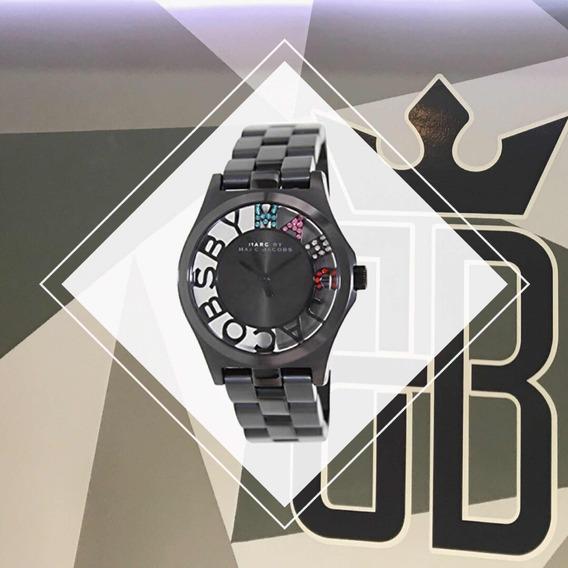 Relógio Marc Jacobs Feminino Mbm 3265