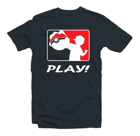 Playeras Pokemon Go - 27 Modelos Disponibles!!