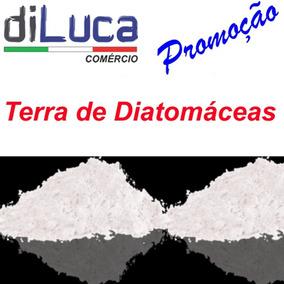 Terra Diatomácea Puro 1kg + 1kg Ácido Bórico