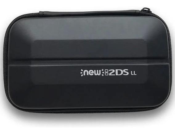 Estojo Case Protetora Para Nintendo New 2ds