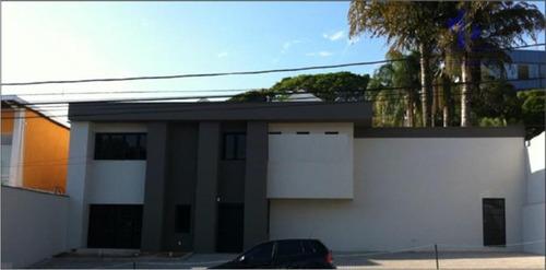Casa Comercial Para Locação, Nova Campinas, Campinas. - Ca0640