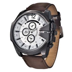 Relógios Xi-new Masculinos Marrom Casual Promoção
