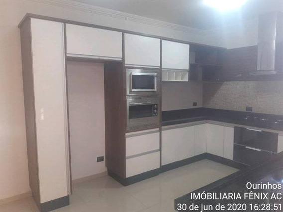 Casa A Venda Condomínio Moradas Ourinhos/sp Angela Corretora
