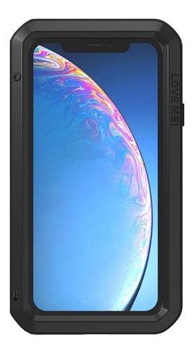 Funda Love Mei Apple iPhone 11 Armor Carcasa Case Templado