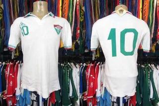 Fluminense 1985 Camisa Reserva Tamanho G Número 10.