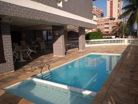 Apartamento Em Vila Tupi, Praia Grande/sp De 104m² 3 Quartos À Venda Por R$ 350.000,00 - Ap603058