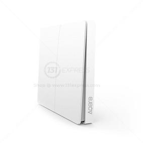 Xiaomi Aqara Interruptor Duplo Adesivo Zigbee