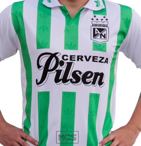 Camiseta Atlético Nacional 1996