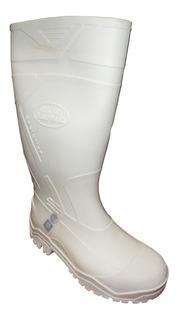 Bota Pvc Frigorifica Blanca C/puntera Acero Evolution Calfor