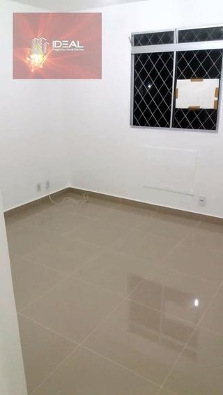 Apartamento Em Parque California - Campos Dos Goytacazes - 8861