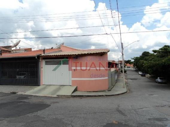 Casa Residencial À Venda, São Luiz, Itu. - Ca1213