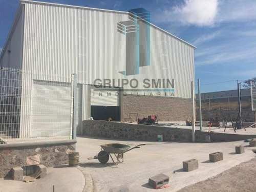 Bodega En Renta En Nuevo Parque Industrial San Juan Del Río