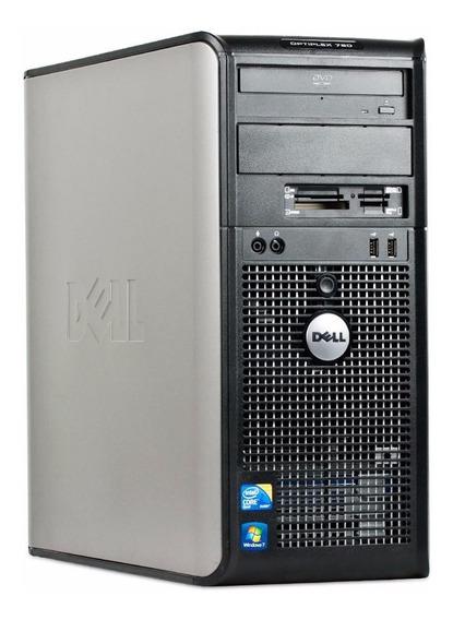 Cpu Marca Dell Optiplex780 ´proce2duo 3.o Memoria 4gb Hd250g