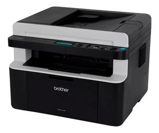 Impresora Laser Brother Dcp 1617nw Multifuncion Scan Monocro