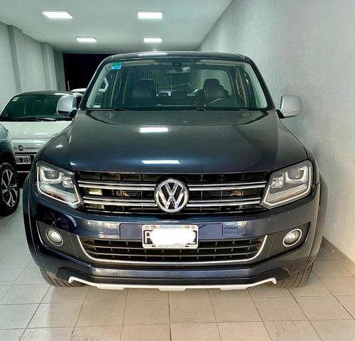 Imagen 1 de 6 de Volkswagen Amarok 2.0 Cd Tdi 180cv 4x4 Ultimate At 2016
