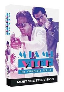 Miami Vice Complete Series Miami Vice Complete Series 20 Dvd