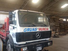 Otros Camion Mercedes 2002 Bomba De Concreto