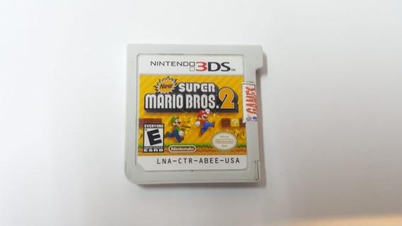 New Super Mario Bros 2 - 3ds - Original - Sem Capa