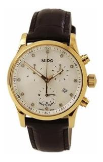 Mido Dama Multifort Diamond M005.217.36.116.20