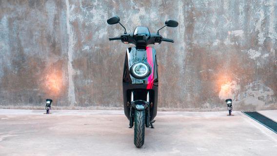 Moto Eléctrica Nuuv M+ - No Vespa No Kymco No E Move