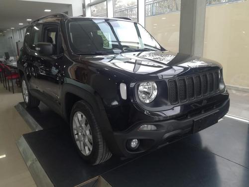 Imagen 1 de 9 de Jeep Renegade Sport Suv 1.8 Cuotas Ss