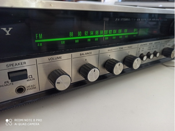 Receiver Sony S T R - 230a Solid State 70´