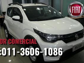 Fiat Mobi 1.0 Easy Pack Top Anticipo 22.800 Y Financiado!!!.