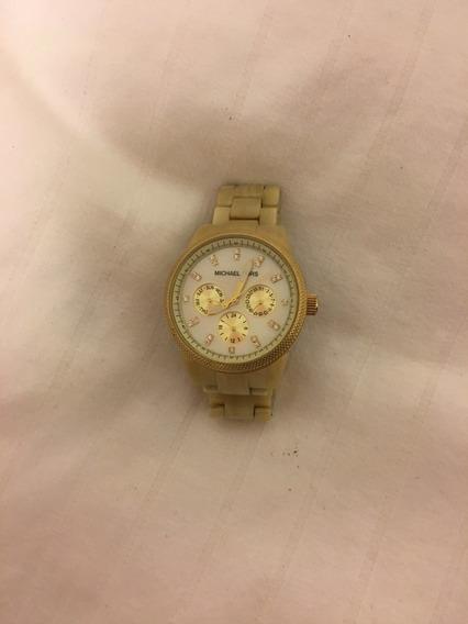 Relógio Feminino Michael Kors Mk-5039 Madrepérola