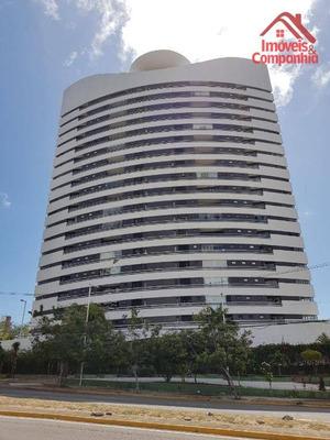 Apartamento Com 3 Dormitórios À Venda, 280 M² Por R$ 1.480.000 - Cocó - Fortaleza/ce - Ap1509