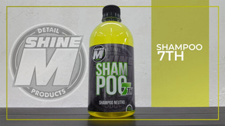 Shine M Shampoo 7th Ph Neutro 500ml