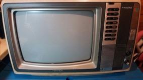 Tv Antiga Pra Restauro Ou Decoração Leia Descrição