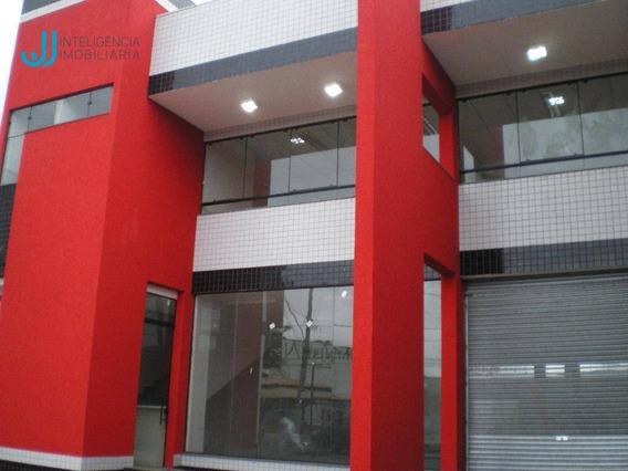 Prédio Comercial À Venda, Centro, Mogi Das Cruzes. - Pr0001
