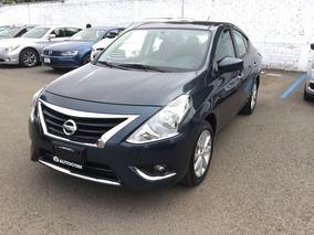 Nissan Versa Versa Advance Tm 2017 Seminuevos