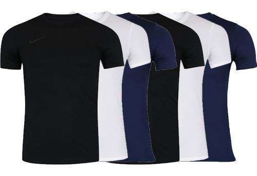 Kit C/6 Camisetas Dry Fit Com Frete Grátis