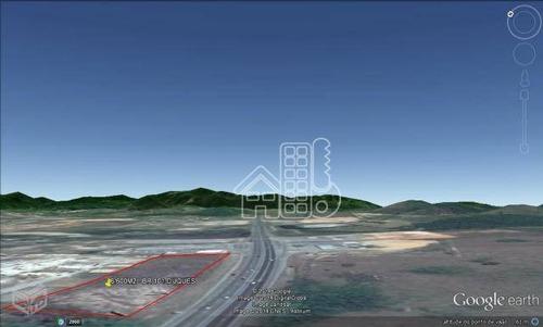 Área À Venda, 6720 M² Por R$ 3.360.000,00 - Três Pontes - Itaboraí/rj - Ar0007